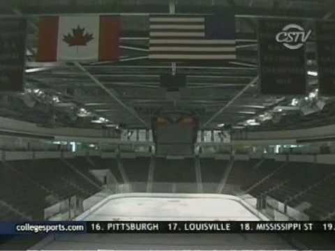 BU Hockey - Agganis Arena (CSTV)