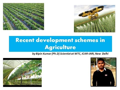 Government schemes in Agriculture