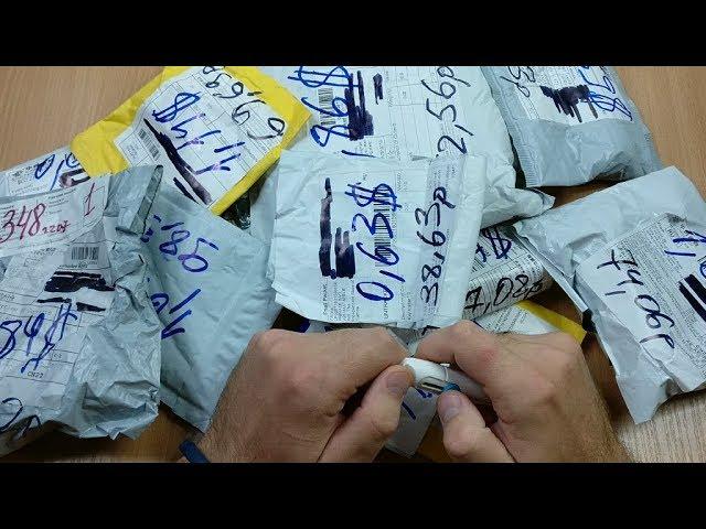 видео отзывы о посылках с алиэкспресс покупателей популярных