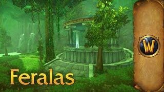 World of Warcraft - Music & Ambience - Feralas