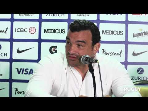 TRC: Argentina press conference, Salta