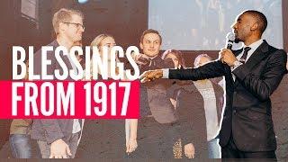 Start of Blessing from 1917!!!