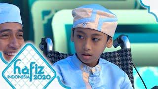 Hafiz Indonesia 2020 | Naja Kembali Tampil Dengan Kemampuan Hafalannya  25 April 2020