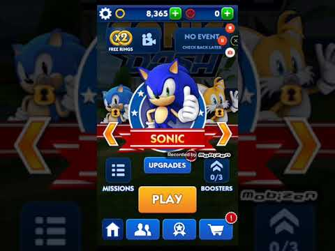 How To Hack Sonic Dash (to Get All Characters Without Paying)