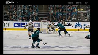 Pavelski Game 7 Injury breakdown