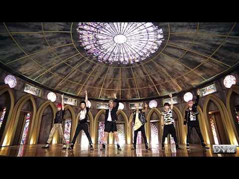TEEN TOP - Rocking (dance Version) DVhd