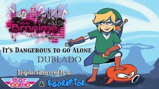 BEST Zelda Rap EVER!! - Dublado PT/BR - (BranimeStudios)