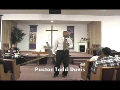 Pastor Todd davis sermon 10 27 13
