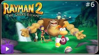 Rayman 2 - Granaten oder Raketen? - ft. Bennibanny5 - TGN
