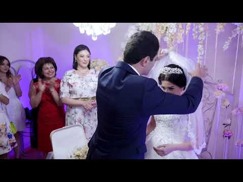 Aram and Ashkhen wedding