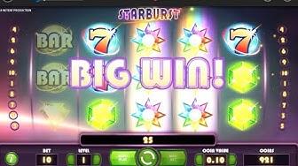 StarBurst Slot PokerStars HDR10