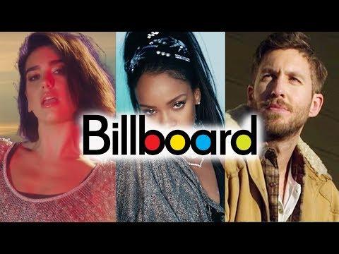 Calvin Harris - Billboard Chart History