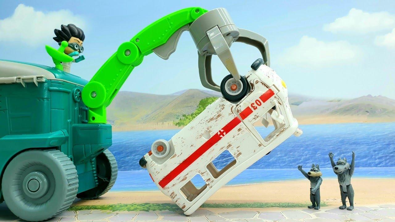 Мультфильмы 2020 - Добрая злодейская машина. Новый мультик для детей про машинки смотреть онлайн.