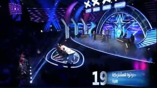 Arabs Got Talent هبة مستنياك المغرب الحلقات المباشرة