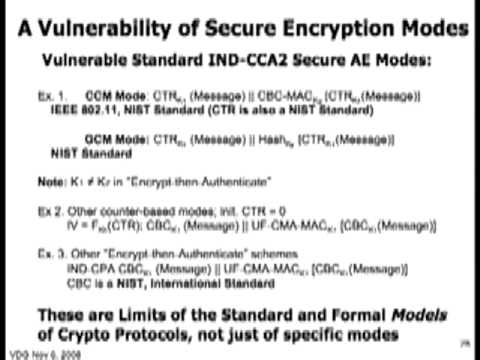 The Fragility of Adversary Definitions in Cryptographic Protocols