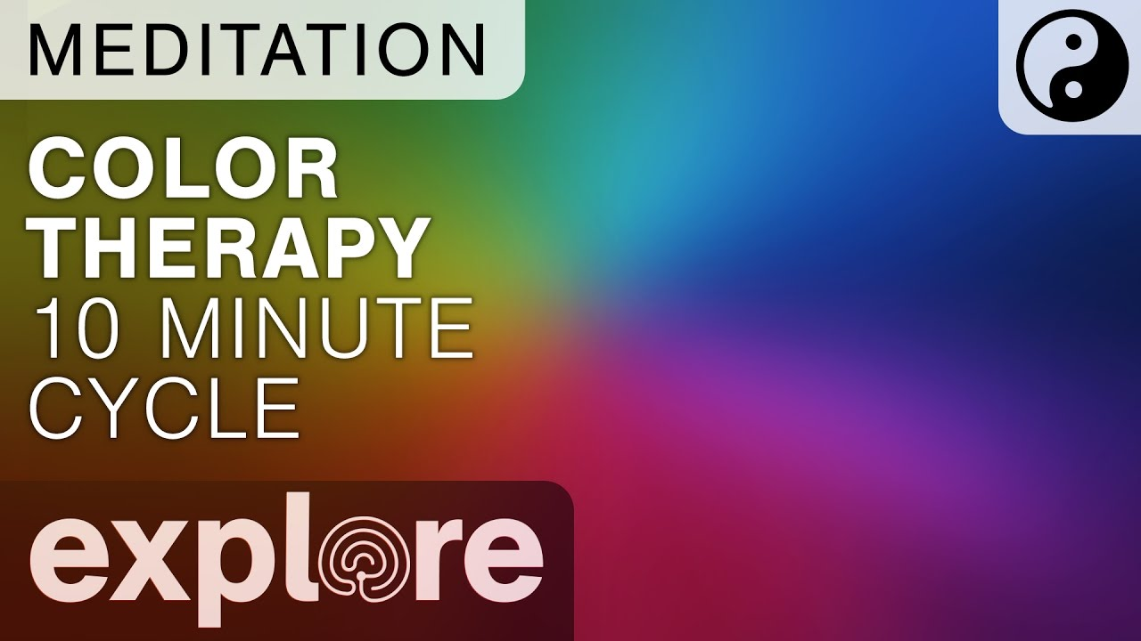 Healing Color Therapy