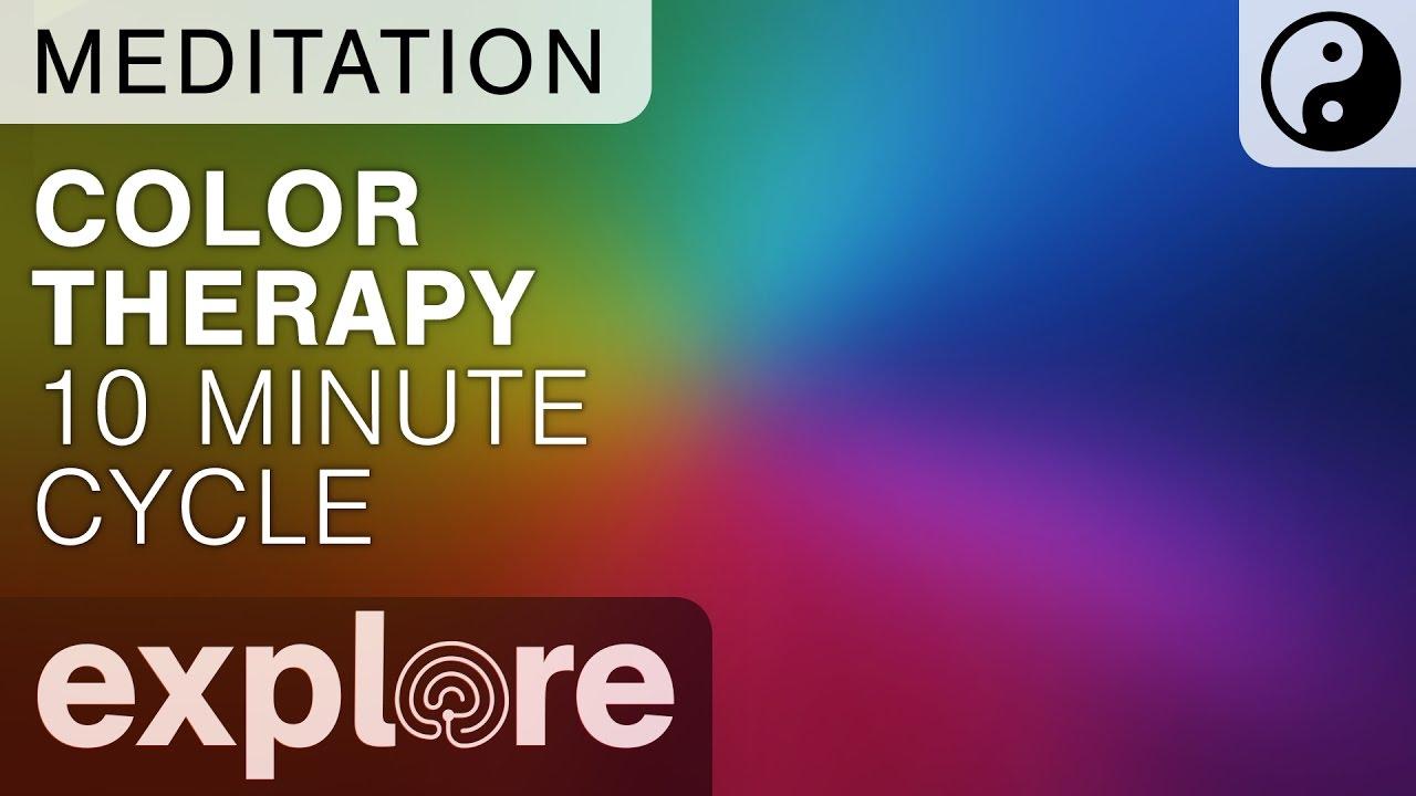 Colour Therapy Pdf