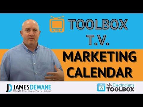 A Marketing Calendar