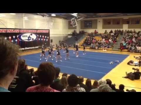Morgan school cheerleading