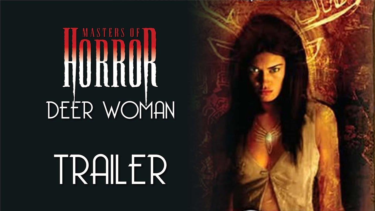 Masters of Horror: Deer Woman Trailer Remastered HD