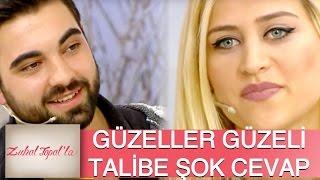 Zuhal Topal'la  90.Bölüm (HD) | Serkan'ın Güzeller Güzeli Talibine Verdiği Cevap Şaşırttı!