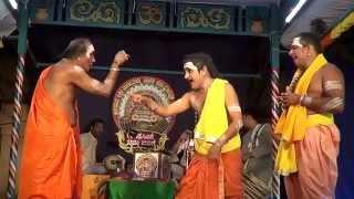 Yakshagana -- ಸತ್ಯವ್ರುತೀ  ಸತಿ  ಸತ್ಯವತಿ - 14 - Kyadagi Mahabaleshwara bhat