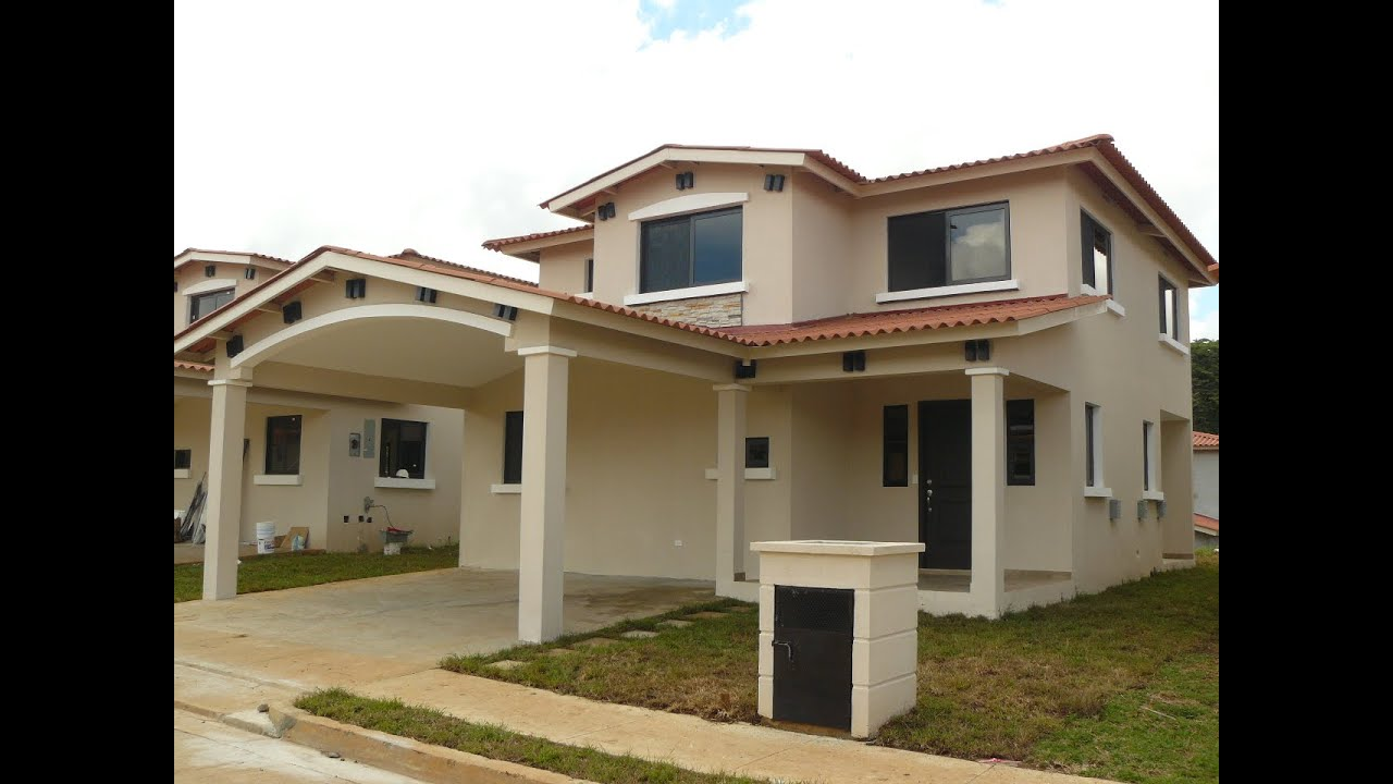 Linda casa en venta en panama la chorrera costa verde en for Busco casa en alquiler
