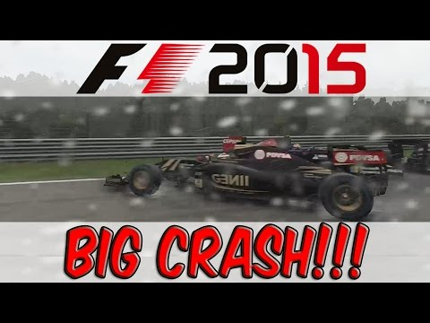 F1 2015 - Austria - Completely Wet Race - Championship Series #8