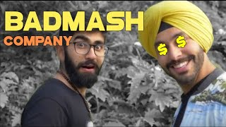 Badmash Company | SahibNoor Singh