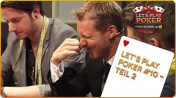 Teil 2/8 - Die Let's Play Poker pokerstars.de Show #10 vom 11.04.2015