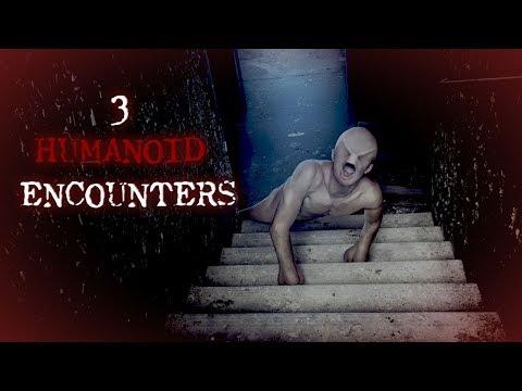 3 Reddit Humanoid Creature Encounters