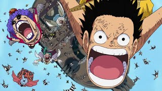 Video Luffy & Company Arrive at Marineford English Dubbed download MP3, 3GP, MP4, WEBM, AVI, FLV November 2018