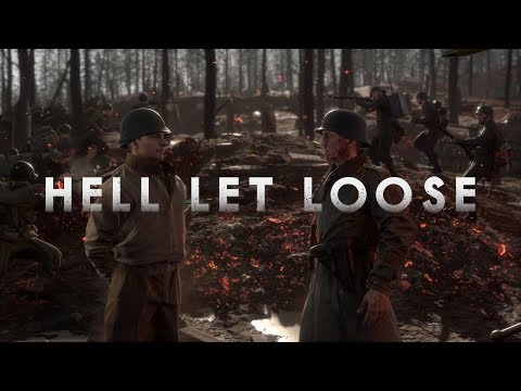 Hell Let Loose Early Access Trailer