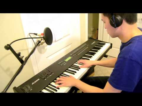 I Can't Let Go (Jennifer Hudson in SMASH) - Piano Arrangement