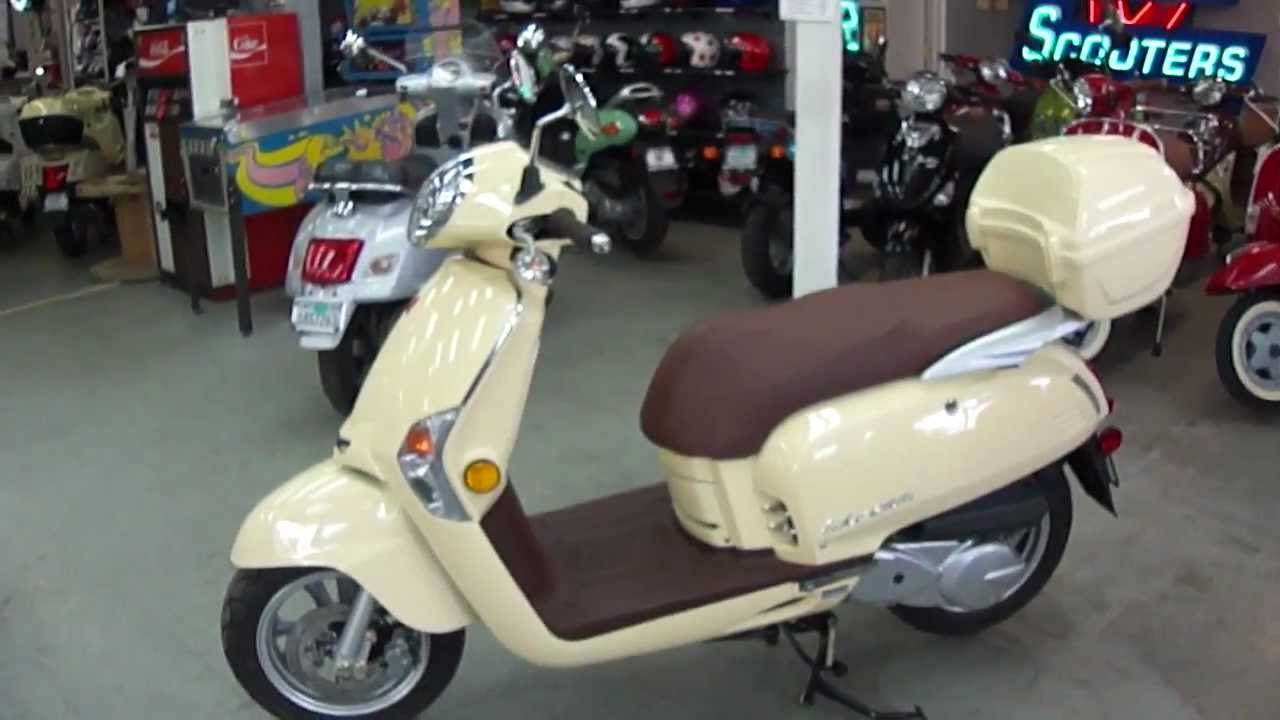 2011 kymco like 200i by nohoscooters. Black Bedroom Furniture Sets. Home Design Ideas