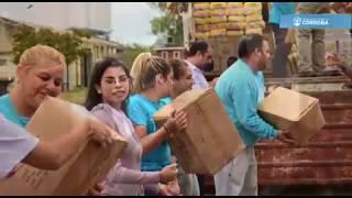 Córdoba envió más ayuda a Salta