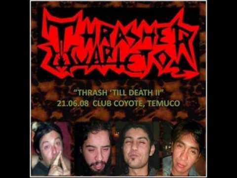 Thrasher Quarteto – Penetration in the Shadows
