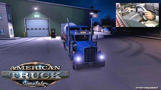 american truck simulator ep 6 new profile los angeles to yuma ats mods