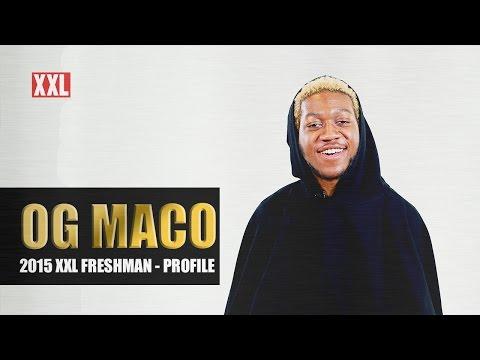 XXL Freshman 2015 - OG Maco Profile