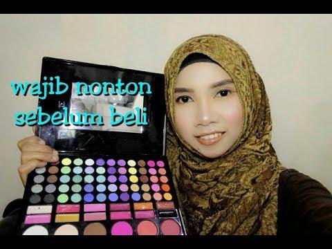 tutorial-makeup-dan-review-eyeshadow-palette-mac