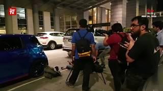 Ex-journalist slams Najib's symphatiser and news portal