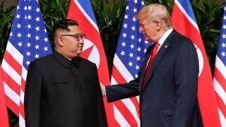 Why was Singapore picked as the location for the North Korea summit?