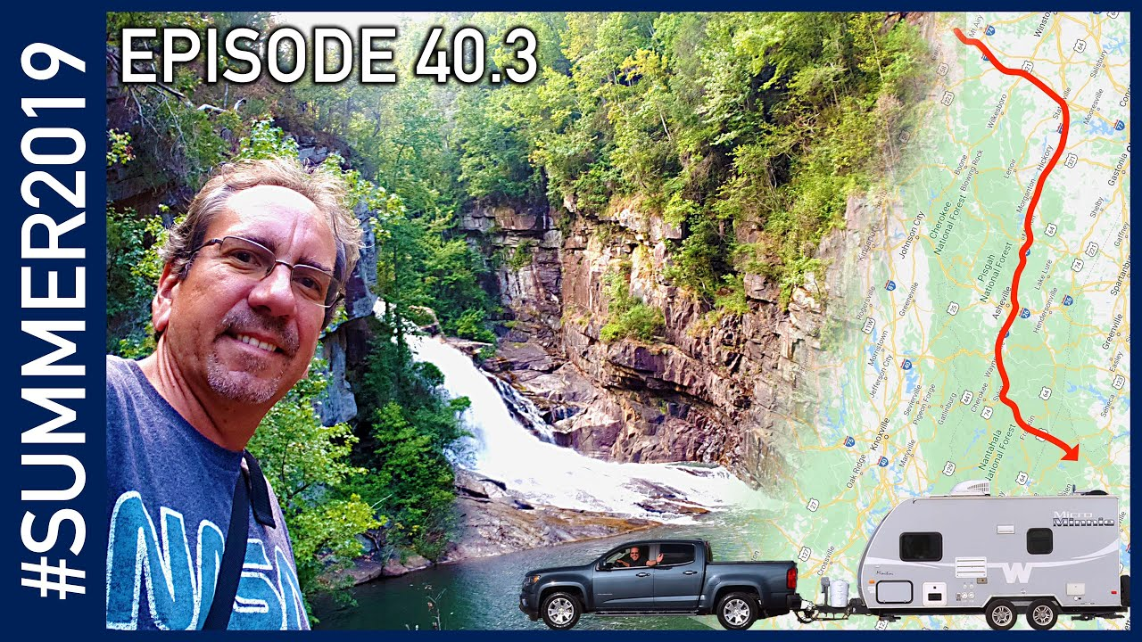 The Blue Ridge Parkway and Tallulah Gorge - #SUMMER2019 Episode 40.3
