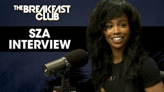 SZA Talks About Her New Album, Ex-Boyfriends, Sidechicks & More video thumbnail