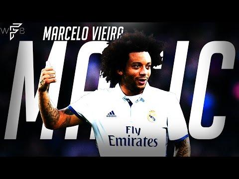 Marcelo Vieira - Absolute Magic - Unreal Defending/Skills/Goals/Assists! 2017 | 4K