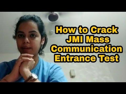 How To Crack JMI Mass Communication - Jamia Millia Islamia | By Deepika Lalwani Ex Jmi Student