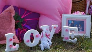 Розовая свадьба - клип