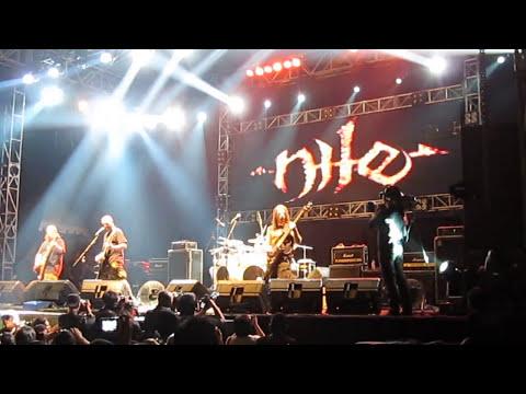NILE - Kafir (live in Hammersonic Jakarta, 2012)