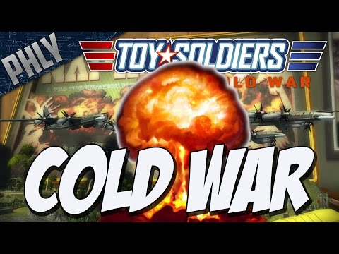 COLD WAR TOY SOLDIERS - I