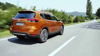 Ein echtes Multi-Tool | Nissan X-Trail 2017 | der Test